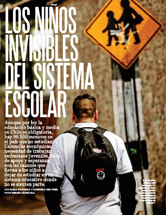 """Entrevista """"Los Niños Invisibles del Sistema Escolar"""""""