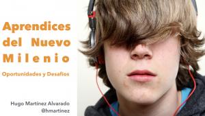 """Presentación """"Aprendices del Nuevo Milenio: Desafíos y Oportunidades"""""""